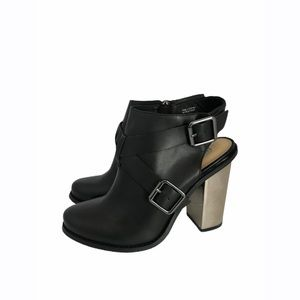 Kristin Cavallari Chinese Laundry Black Booties